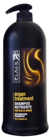 0017055 black argan treatment shampoo 1000ml 2