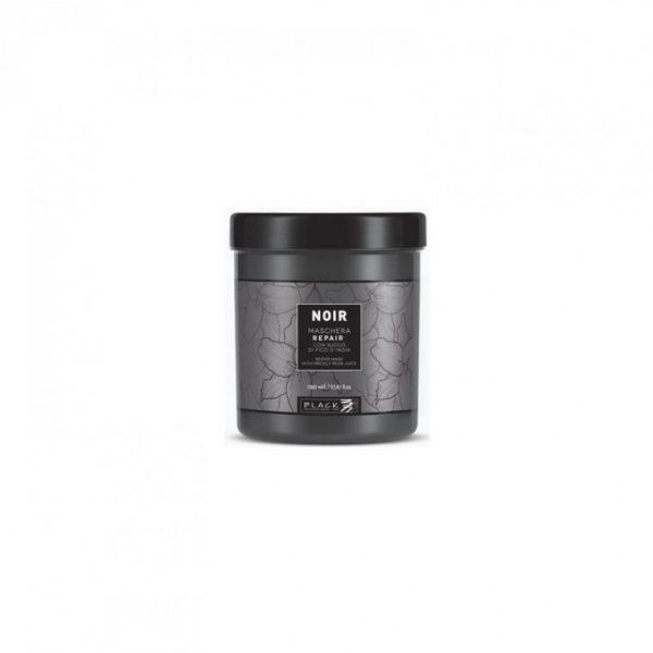 mascarilla reparadora noir black 1000 ml