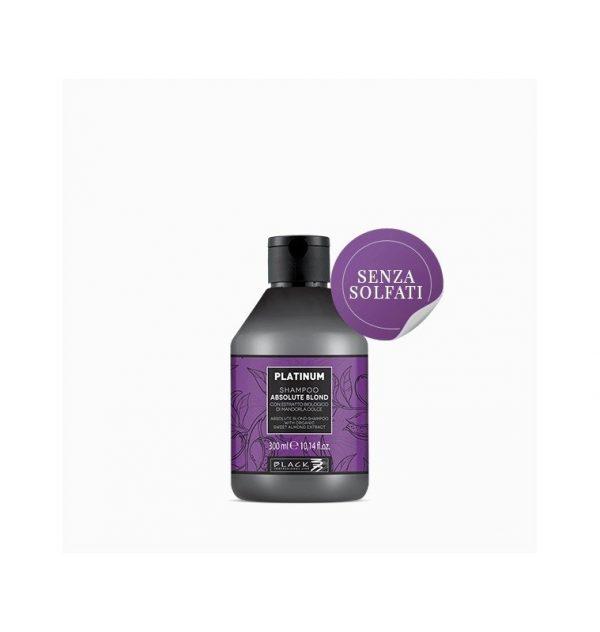 black platinum champu rubiosblancos 300 ml
