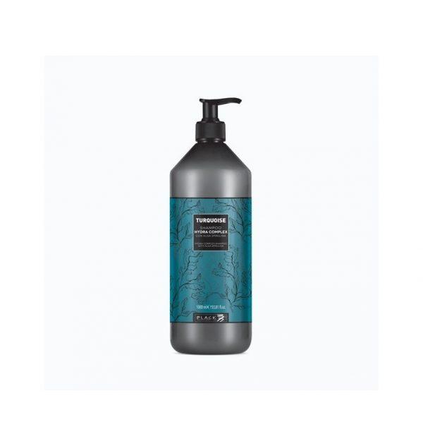 black turquoise champu hidra complex 1000 ml
