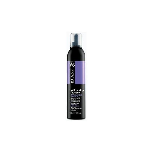 espuma cabellos blancos rubios 300 ml hidratante