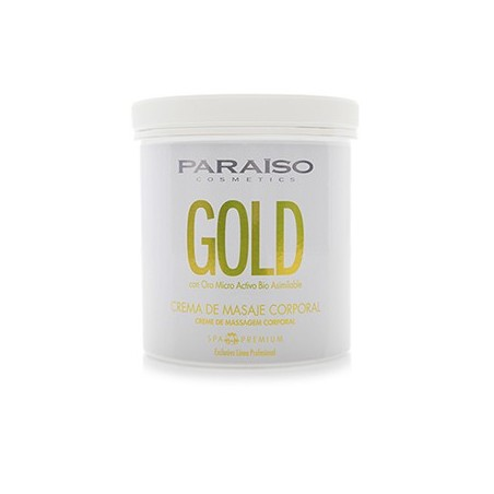 crema de masaje corporal gold 1kg1