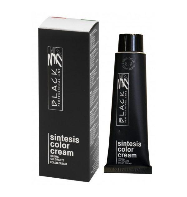 tinte black sintesis color creme