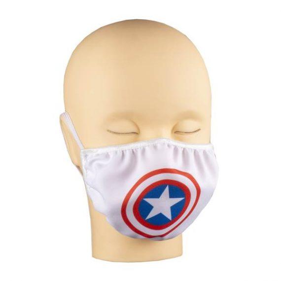 Mascarilla Capitán America
