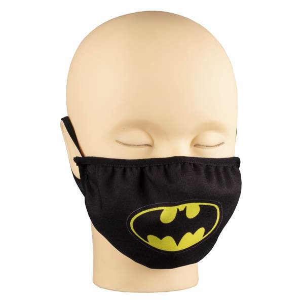 mascarilla reutilizable batman