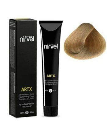 nirvel tinte 10 rubio clarisimo 60ml 1