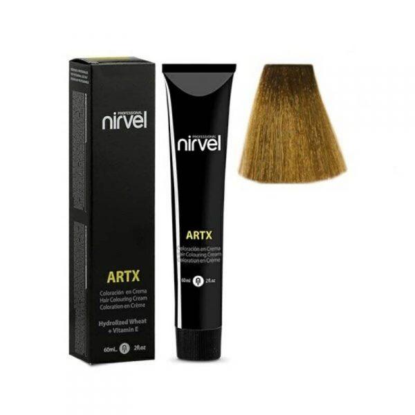 nirvel tinte 7 rubio medio 60ml