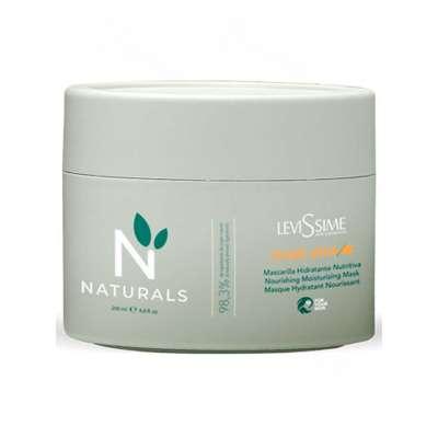 levissime naturals mask plus natural 98 3 mascarilla hidratante y exfoliante 200ml 1