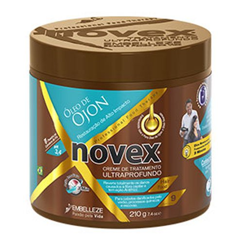 611 7896013551737 mask novex ojon oil high impact restoration extra deep hair care 210g