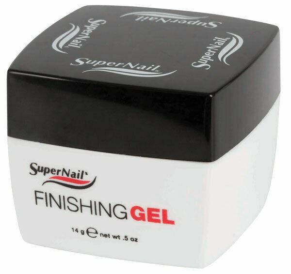 SuperNail Supernail Finishing Gel 14g Abschlussgel Diseno De Unas 1450755022