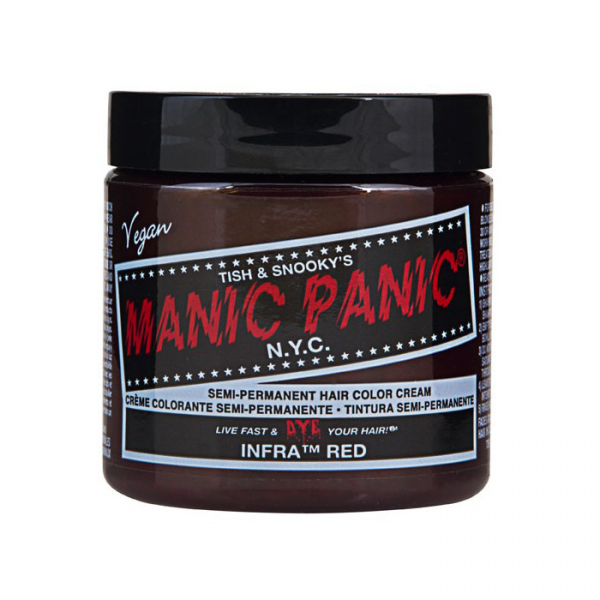 manic panic classic infra red 118ml