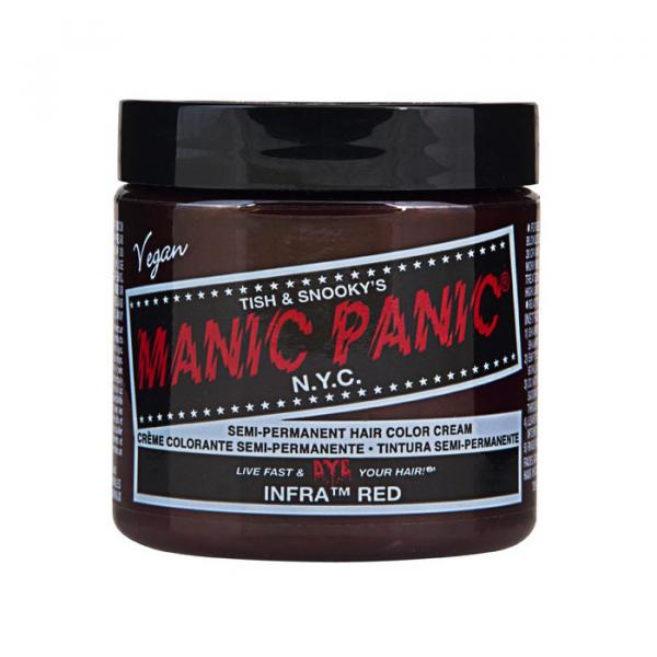 manic panic classic infra red 118ml