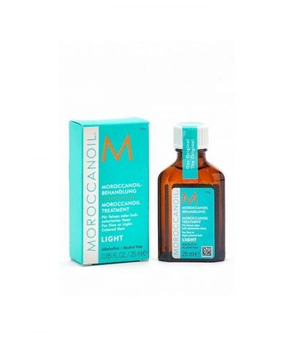 moroccanoil tratamiento aceite de argan light 25ml