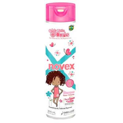 novex my little curls champu hidratante para ninos 300ml 1